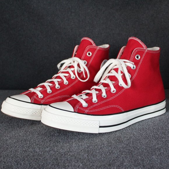 Converse Chuck 70 All Star High Tops Enamel Red Me